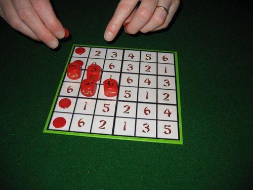 Board Game: Sudoku: Das Würfelspiel