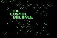 Video Game: The Cosmic Balance
