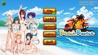Video Game: Beach Bounce