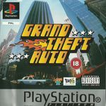 Video Game: Grand Theft Auto