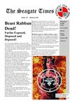 Issue: The Seagate Times (Issue 59 - 2008)