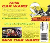 Board Game: Mini Car Wars