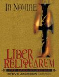 RPG Item: Liber Reliquarum (The Book of Relics)
