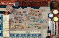 Board Game: Navajo Wars