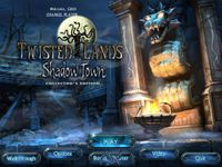 Video Game: Twisted Lands: Shadow Town