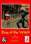 RPG Item: Day of the Witch