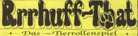 RPG: Rrrhuff-That