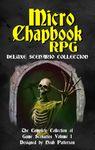 RPG Item: Micro Chapbook RPG Deluxe Scenario Collection