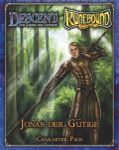 Board Game: Descent / Runebound / Runewars Figure: Jonas the Kind