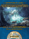 RPG Item: Adventures in Aldea: The Wolfenmoot Web