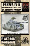 "Board Game: Dust 1947: Panzerkampfwagen IV Ausf. K – ""Panzer IV-K"""