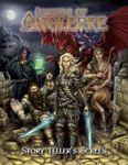RPG Item: The Legends of Anglerre Story Teller's Screen