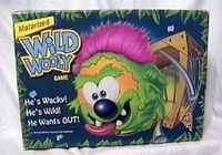 Board Game: Wild Wooly