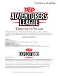 RPG Item: DDEX1-10: Tyranny in Phlan