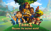 Video Game: The Tribez: Build A Village