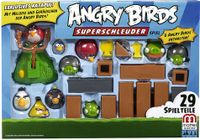 Board Game: Angry Birds: Mega Fling