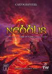 Board Game: Cartographers Map Pack 1: Nebblis – Plane of Flame