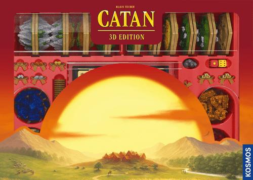 Board Game: CATAN: 3D Edition