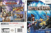 Video Game: Battle of the Bands (2008)