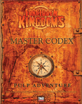 RPG Item: Forbidden Kingdoms Master Codex