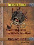 RPG Item: Monster Mash: Occulord-kin II