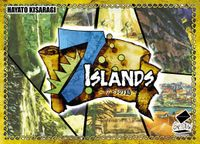 Board Game: 7 Islands
