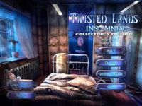 Video Game: Twisted Lands: Insomniac
