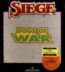 Video Game: Siege: Dogs of War