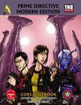 RPG Item: Prime Directive Modern Edition