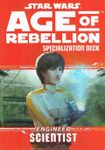 RPG Item: Age of Rebellion Specialization Deck: Engineer Scientist