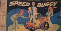 Board Game: Speed Buggy Game