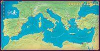 Columbia Games Julius Caesar Large Map!