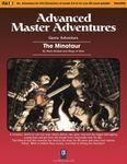RPG Item: The Minotaur (OSRIC Edition)