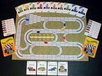 Board Game: Car Tricks