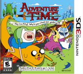 Video Game: Adventure Time: Hey Ice King! Why'd You Steal Our Garbage?!