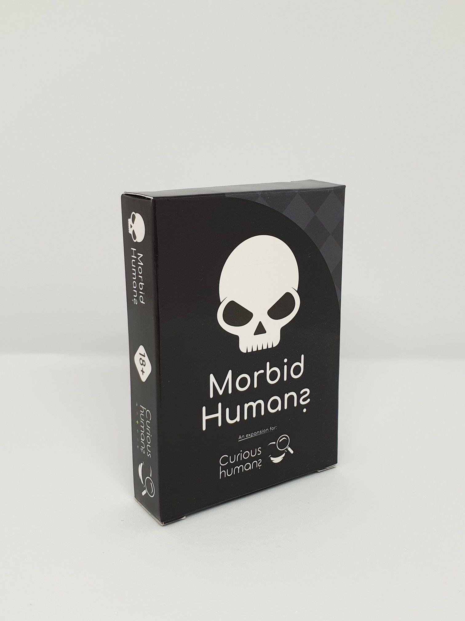 Curious Humans: Morbid Humans Expansion Pack