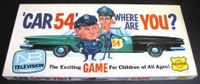 Board Game: Car 54, Where are You?