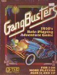 RPG: Gangbusters (1st & 3rd Edition)