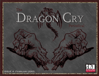 Issue: The Dragon Cry (Issue 4 - Feb 2005)