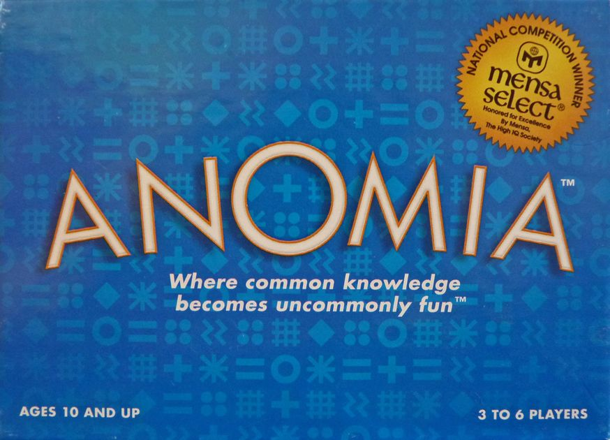 anomia | board game | boardgamegeek, Skeleton