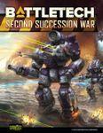 Board Game: BattleTech: Second Succession War