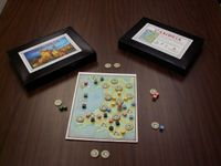 Board Game: Cambria