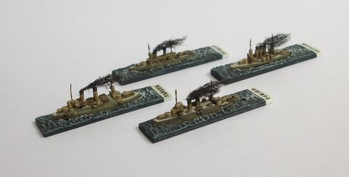 Board Game: You May Fire When Ready Gridley! Rules For Pre-Dreadnought Naval Wargames 1880 To 1905