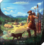 Board Game: Epoch: Early Inventors
