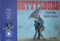 Board Game: Gettysburg (125th Anniversary Edition)