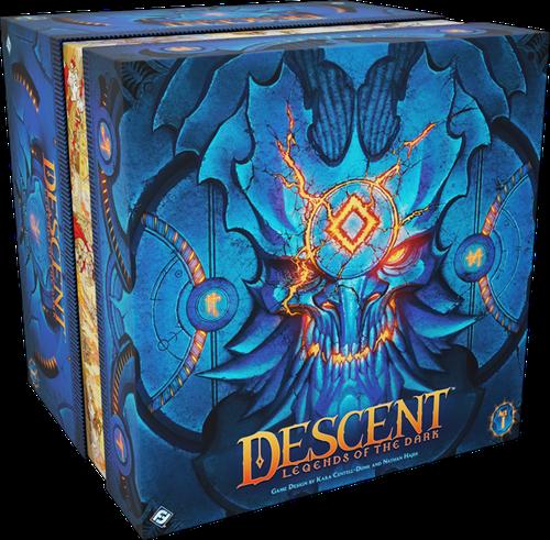 Board Game: Descent: Legends of the Dark