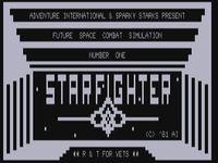 Video Game: Starfighter