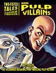 RPG Item: More Pulp Villains