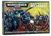 Board Game: Warhammer 40,000: Battle for Macragge