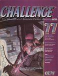 Issue: Challenge (Issue 77)